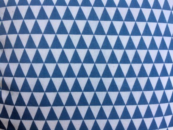 Kissen Seegras Kapok Dreiecke